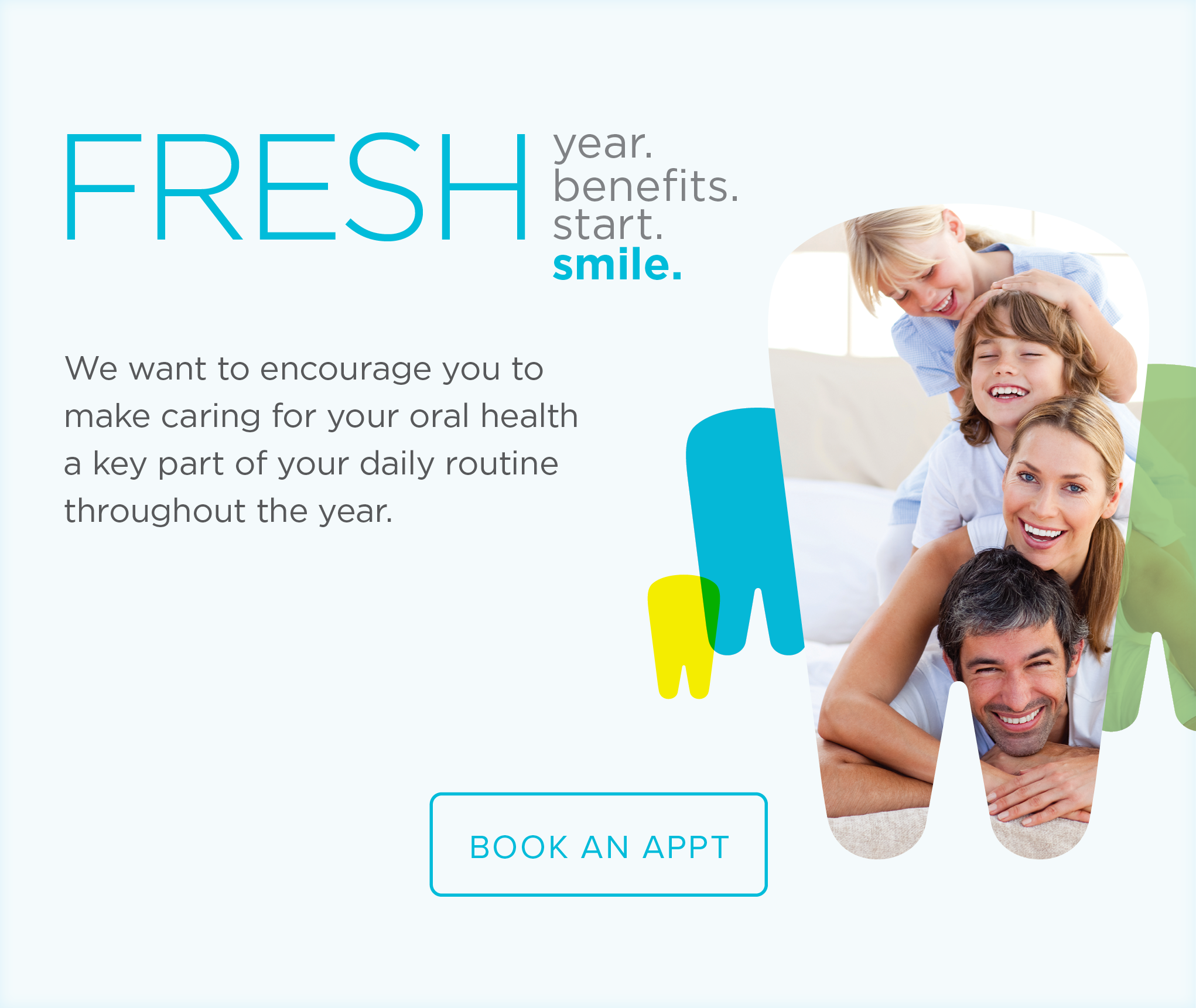 Francis Park Dentistry - Make the Most of Your Benefits